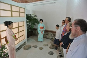 cérémonie de thé à Cocoyoc 3
