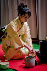 Cérémonie du thé/Tea ceremony/Cha No Yu