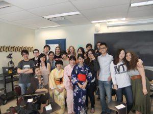 Atelier de Matcha à université McGill