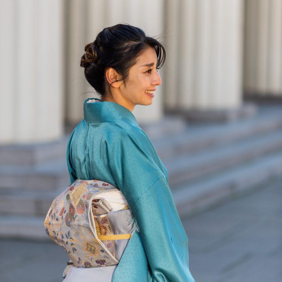 Femme derrière une compagnie de thé japonais à Montréal / Woman behind a Japanese tea company in Montreal