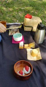 Cérémonie du thé Chabako